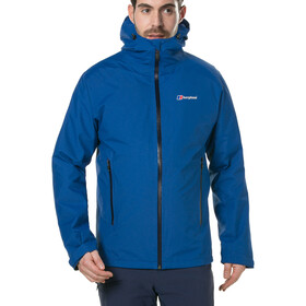 Berghaus Ridgemaster Gemni Chaqueta 3 en 1 Hombre, azul